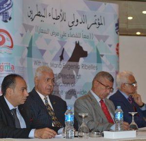 Exito en I Conferencia Internacional de Veterinaria Alianze Egypt 2017