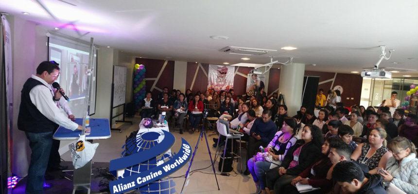 Seminario y Taller de Pet Grooming Alianz Ecuador 2018