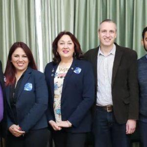 Reunión Alianz Canine Worldwide (ACW) y la Universidad Juan Agustín Maza (UMaza) de Argentina