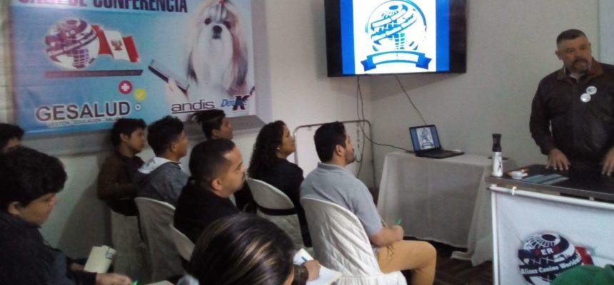 Seminarios impartidos en Alianz Perú