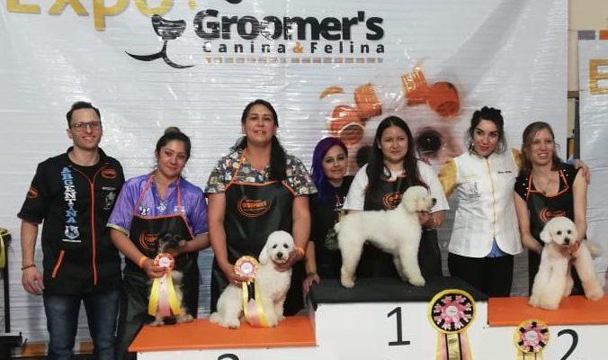 Éxito en EXPOGROOMERS Argentina 2018