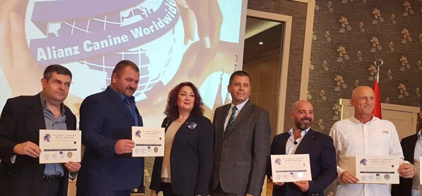 La presidenta ACW estuvo presente en la asamblea Internacional celebrada en ACW Turquia