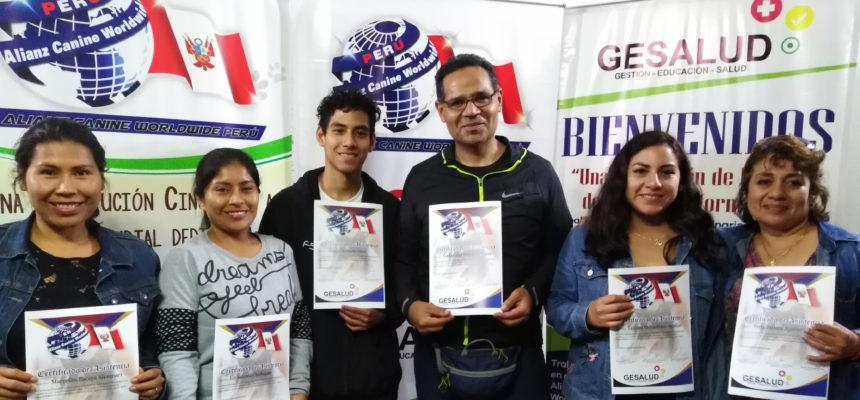 Curso – Taller sobre Gestión de Negocios para Mascotas impartido por ACW Perú