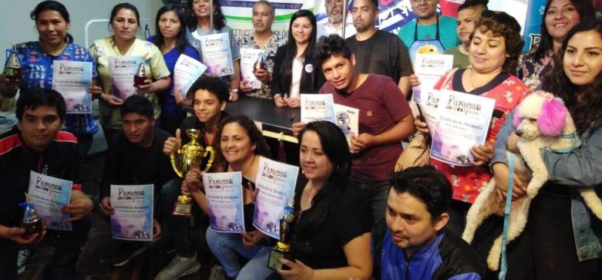 ACW Perú celebró Seminario-taller y Competencia selectiva PARACAS GROOM 2018