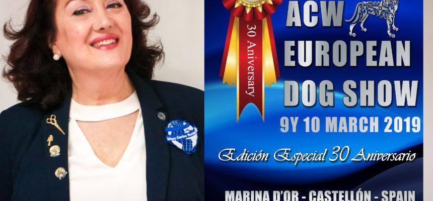 Alianz Canine Worldwide -Especial 30 Aniversario – Campeonato Canino Marina d´Or 2019
