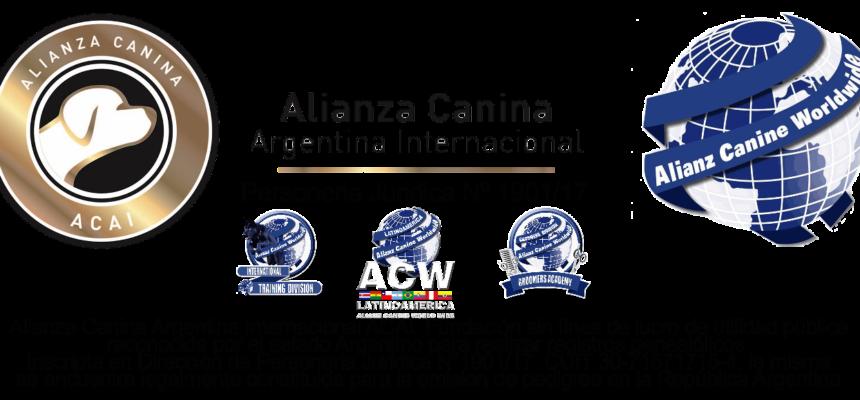Curso de formadores ACW Argentina