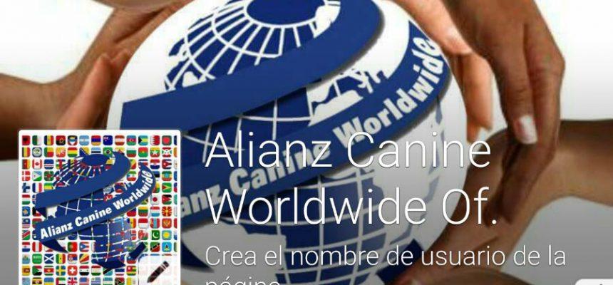 Facebook Oficial Alianz Canine Worldwide