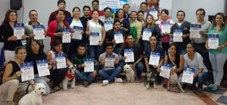 Seminario Grooming Alianz Ecuador Noviembre 2017