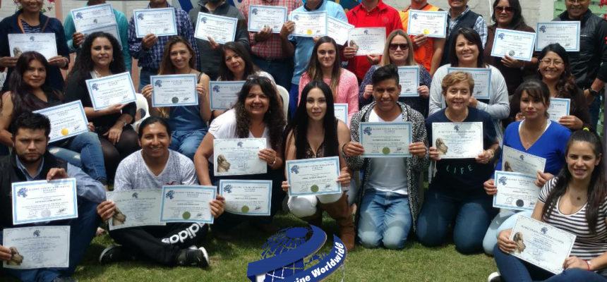 Entrega de Diplomas Alianz Ecuador 2018