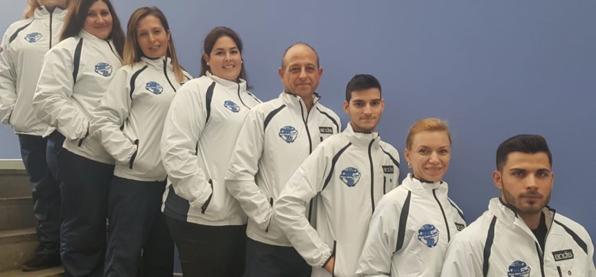 Alianz International Grooming Team ACW en Competición Barcelona 2018
