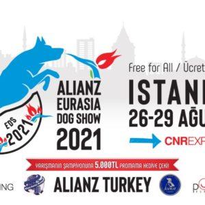 Alianz Eurasia DOG SHOW 2121